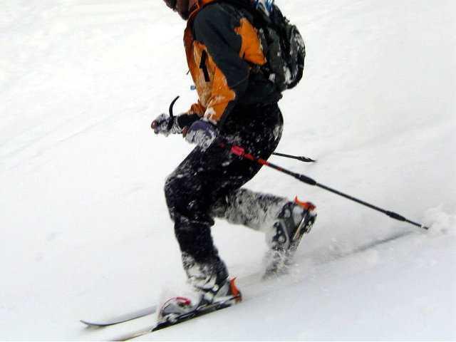 ski in ski out property