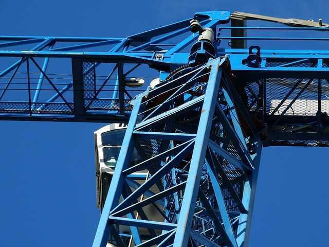 Renting a Crane