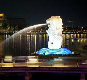 Merlions Significance In Singaporean History