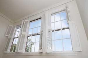 Window shutters in Australia