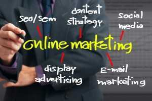 Online marketing in Ogden