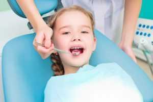 Kids' dentist in Murray