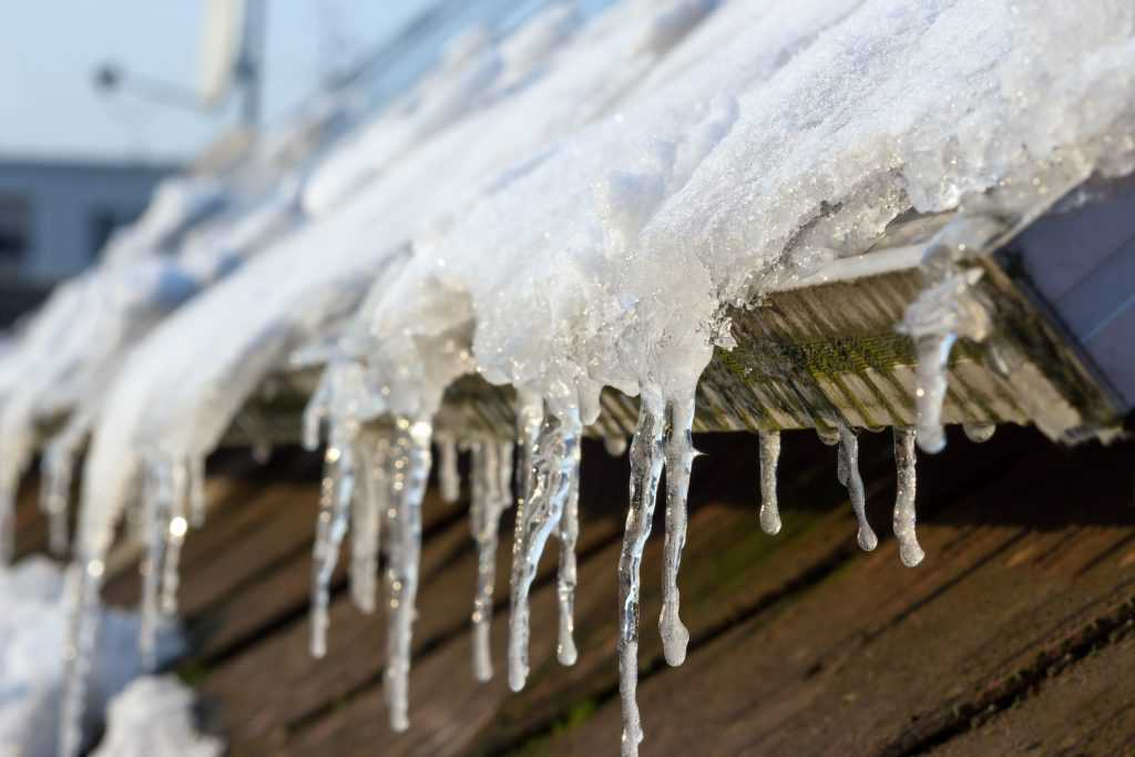 Why Ice Dams Are Dangerous