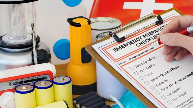 Emergency Kit List And Equipment