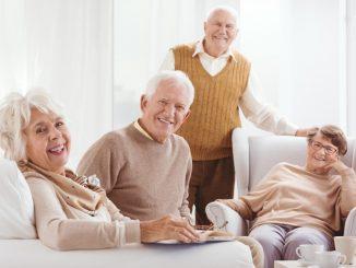 Benefits of retirement community