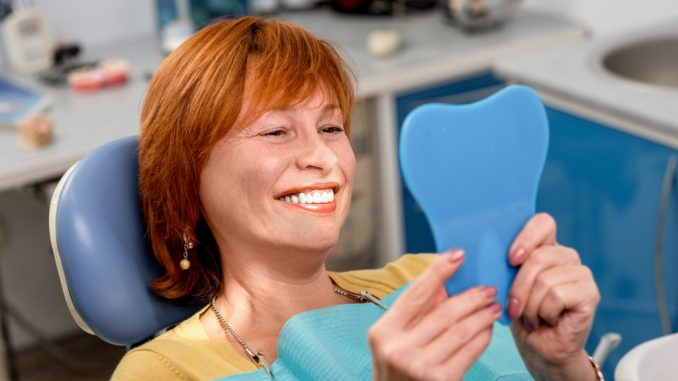 Reputable cosmetic dentures