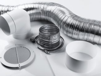 Air ventilation system parts