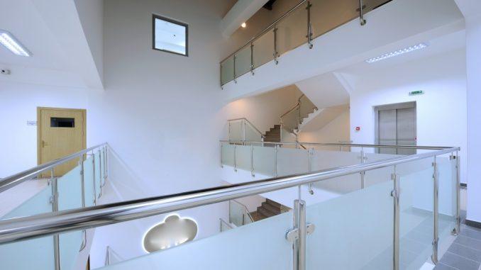 Simple office design