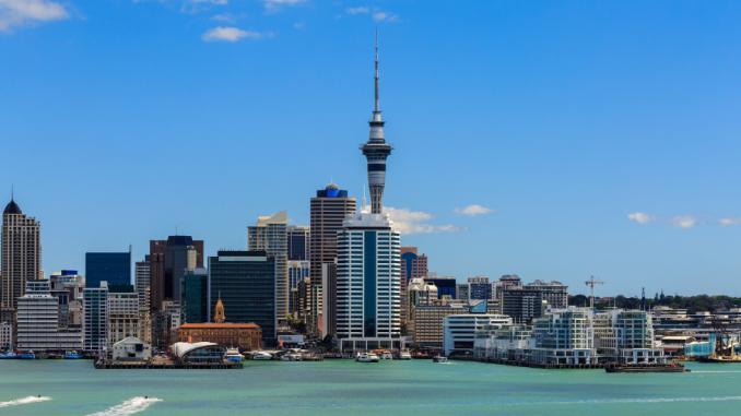 New Zeland skyscrapers