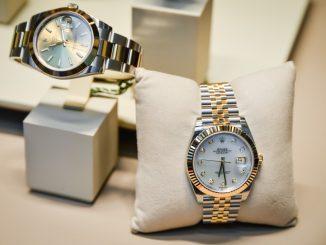 gold rolex watches