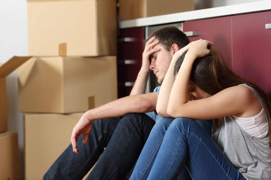 Depressed tenants