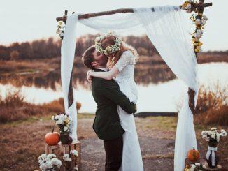 dream wedding concept
