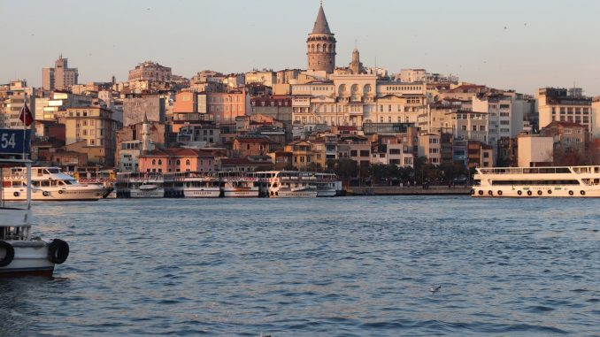 city near the sea