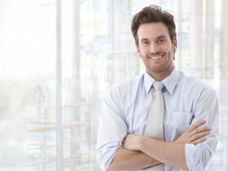 entrepreneur looking professional